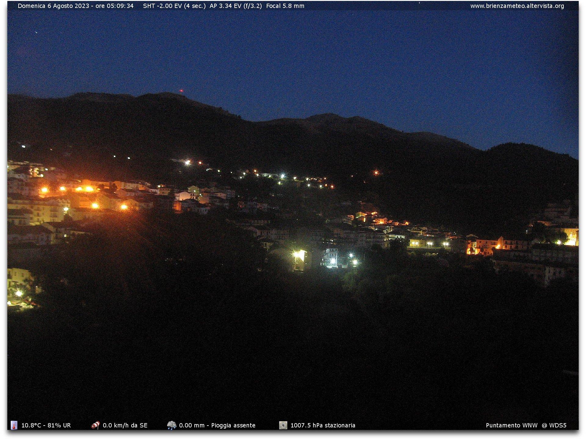 Webcam in diretta da Brienza (PZ)